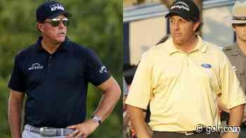 How Phil Mickelson learned to quit being a yo-yo dieter and make his weight loss stick - Golf.com