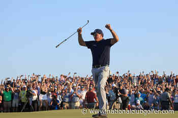 Golf fitness tips for over 50s: Inspired by Phil Mickelson? Here's what you can do - National Club Golfer