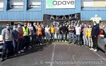 Grève à l'entreprise Apave de Lons - La République des Pyrénées