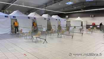 Mende : pour augmenter sa capacité, le centre de vaccination déménage - Midi Libre