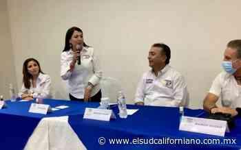 Lupita Saldaña firma acuerdo con hoteleros cabeños - El Sudcaliforniano
