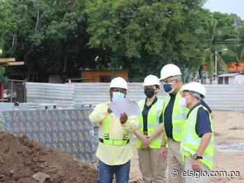 Avanza construcción de nueva estación de bomberos en Guararé - El Siglo Panamá
