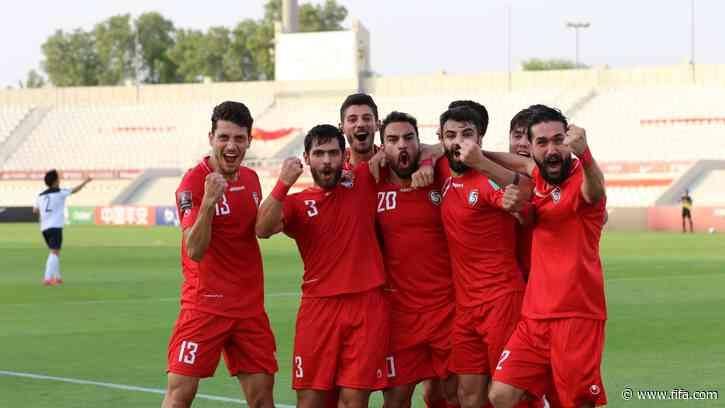 Syria advance to next round, IR Iran back on track