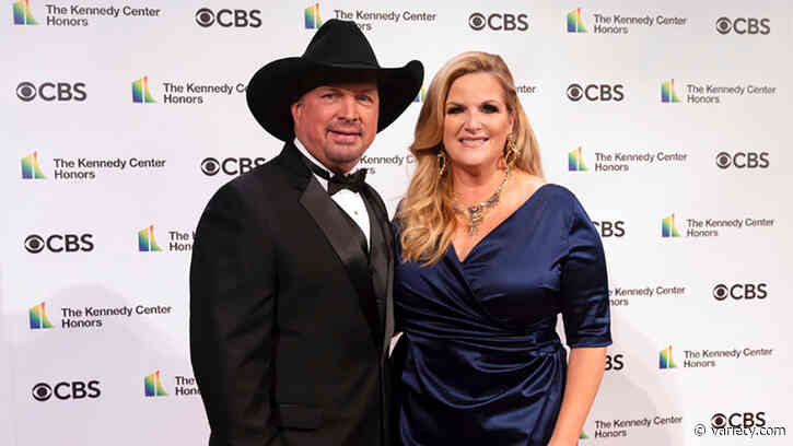 Trisha Yearwood Says She and Garth Brooks Would Consider Having Their Own Talk Show - Variety