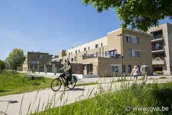 Nieuwe buurt ploft neer aan Park Van Eden in Wilrijk - Gazet van Antwerpen
