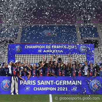 PSG, de Formiga e Luana, é campeão francês feminino e encerra 14 anos de domínio do Lyon - globoesporte.com