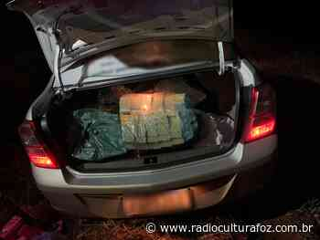 Veículo é apreendido em Carro carregado com cigarros eletrônicos é apreendido em Matelândia - Rádio Cultura Foz