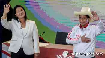 Peruvians head to polls in polarizing run-off - The Indian Express