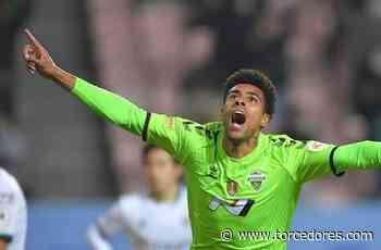 Gustagol, ex-Corinthians e Inter, mostra seu faro de artilheiro e marca quatro gols em goleada do Jeonbuk - Torcedores.com