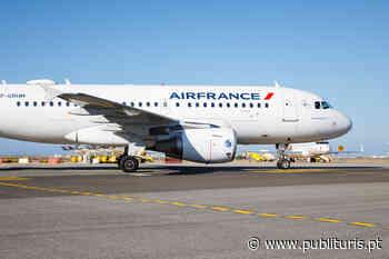 Air France já retomou voos entre Faro e Paris - Publituris