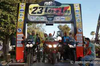Faro recebeu em festa o final do 23ª Lés-a-Lés - MOTOJORNAL - Motojornal