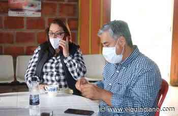 Alcaldes de Salento y Calarcá se apoyan para solucionar problemas de sus comunidades - El Quindiano S.A.S.