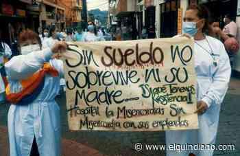 HLa Inmisericordia del hospital de Calarcá - El Quindiano S.A.S.
