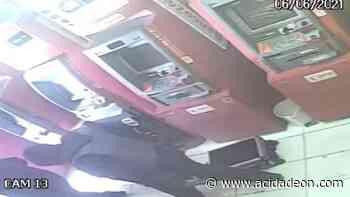 Criminosos tentam roubar caixa eletrônico de mercado no Campo Belo, em Campinas - ACidade ON