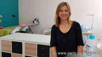 La rue Lemonnier à Montivilliers s'étoffe d'un nouvel atelier de couture - Paris-Normandie