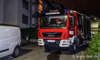 Gas-Alarm im Hohen Rain in Waiblingen: Feuerwehr rückt aus - Waiblingen - Zeitungsverlag Waiblingen
