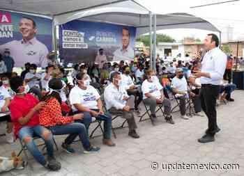 Nuevo plan de desarrollo para hacer de San Juan el `Diamante del bajío´ : Roberto Cabrera - Update México