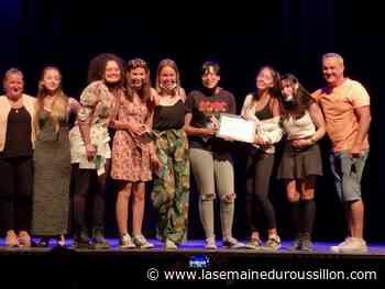 Culture : triomphe pour de jeunes catalanes au festival de théâtre de Gardanne - La Semaine du Roussillon
