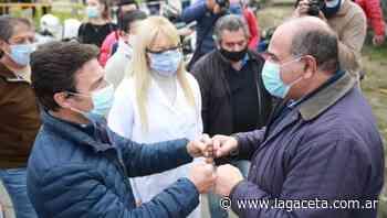 El Concepción, la vacunación aumentó el 1.000% de febrero a hoy, según el intendente Sánchez - Actualidad   La Gaceta - LA GACETA