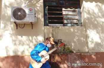 En Concepción recurren a la música como una terapia de recuperación - Nacionales - ABC Color
