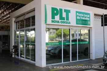 PLT de Nova Odessa anuncia 8 novas vagas de emprego - Novo Momento