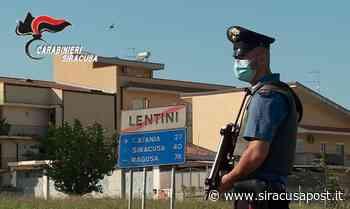 Lentini, 43enne arrestato per violenza e resistenza a pubblico ufficiale - Siracusa Post