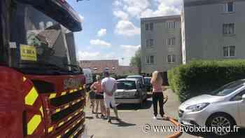 Wambrechies: incendie à la résidence Foch, une personne à l'hôpital - La Voix du Nord