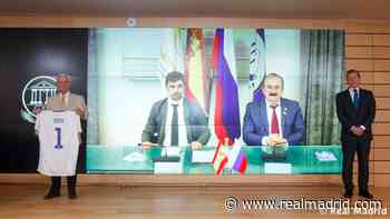 Rostov's Don State Technical University renew collaboration with the Real Madrid Foundation - Real Madrid