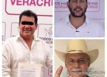Detienen a Elías Villaseca con armas de fuego y fajos de dinero en Santiago Tuxtla - Imagen del Golfo
