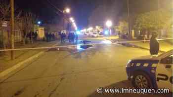 Detenido por el último crimen en Cutral Co estuvo vinculado a otro homicidio - LM Neuquén