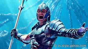 Patrick Wilson reveals 'Aquaman 2' starts shooting 'in a month' - Yahoo India News