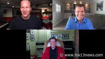 Patrick, Paul and Mark Wilson talk St. Pete, 'The Conjuring,' family and more - FOX 13 Tampa Bay