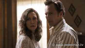 The Conjuring Stars Vera Farmiga & Patrick Wilson Chat To Us About #3 - Pedestrian TV