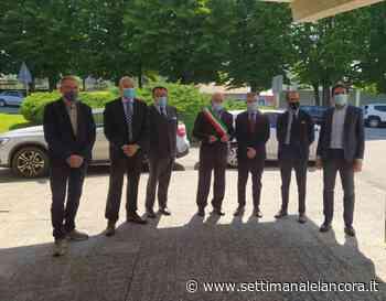 Inaugurato a Basaluzzo l'hub vaccinale per le imprese dell'area Ovada-Novi-Tortona-Serravalle - L'Ancora