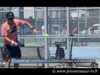 Saint-Cyr-sur-mer : Le monde sportif signe le retour des compétitions | PROVENCE AZUR - PROVENCE AZUR