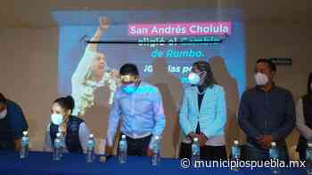 Edmundo Tlatehui se declara ganador en San Andrés Cholula - Municipios Puebla