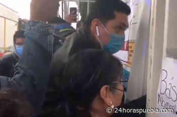 Reclaman ciudadanos de San Andrés de Cholula por cierre de casillas 15 minutos antes - 24 Horas El Diario Sin Límites Puebla