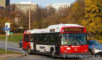 OC Transpo driver tests positive for COVID-19 - StittsvilleCentral.ca