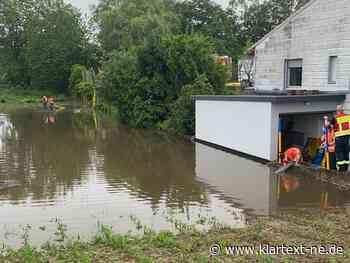 Unwetter führt zu zahlreichen Einsätzen in Rommerskirchen | Rhein-Kreis Nachrichten - Rhein-Kreis Nachrichten - Klartext-NE.de