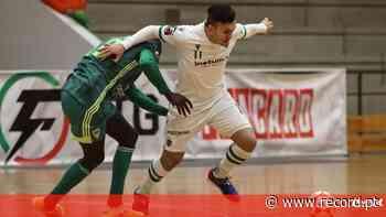 Sporting vence Leões de Porto Salvo no primeiro jogo da meia-final - Record
