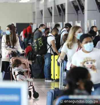 Tocumen ha detectado 1474 pasajeros positivos de Covid-19 en siete meses - En Segundos