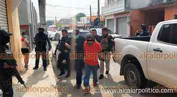 Presunto asesino de menor en Nanchital estaría detenido por ultrajes a la autoridad - alcalorpolitico