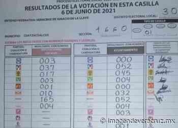 Tras reñida elección en Nanchital gana el 3 de 3 - Imagen de Veracruz