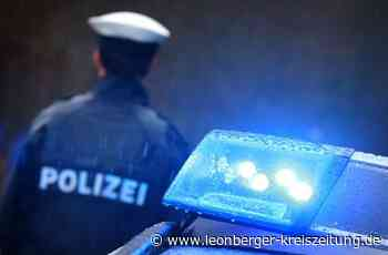 Polizeibericht aus Rutesheim: Tür mit Glasflasche beschädigt - Rutesheim - Leonberger Kreiszeitung