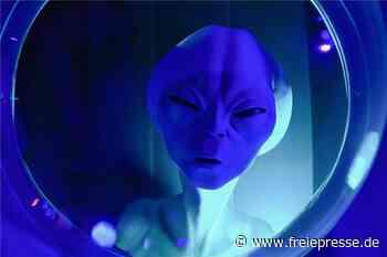 US-Bericht über Ufo-Sichtung: Ist da jemand? - Freie Presse