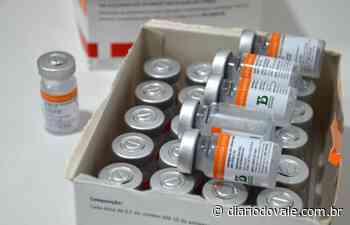 Resende começará a imunizar a população geral com 59 e 58 anos de... - Diario do Vale