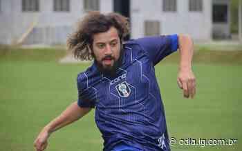 Depois de defender o Resende, Cartolouco acerta com novo clube para a Copa do Brasil - Jornal O Dia