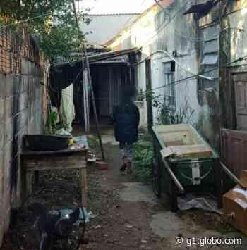 Homem é assassinado a tiros dentro de casa em Resende - G1
