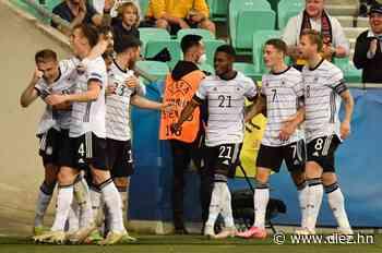 ¡Goleada imperial! Alemania destruye con categoría a Letonia en su último ensayo previo a la Eurocopa - Diez.hn
