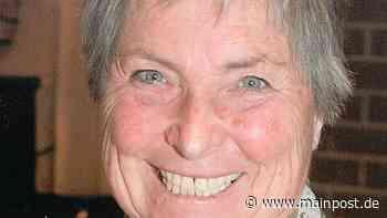 Mellrichstadt: Gisela Kellermann nach Krankheit gestorben - Main-Post